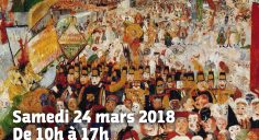 """Illustration de la journée """"Rites et ritualités"""" en 2018"""