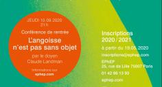Affiche de rentrée 2020-2021