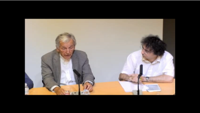Interview de Costa Gavras